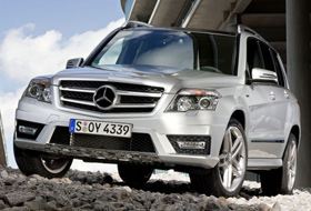 mercedes glk 2011