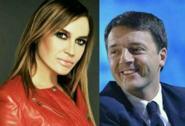 """Lory del Santo: """"Matteo Renzi è il mio sogno erotico proibito"""""""