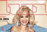 """Rita Ora senza veli sulla copertina del magazine francese """"Lui"""""""