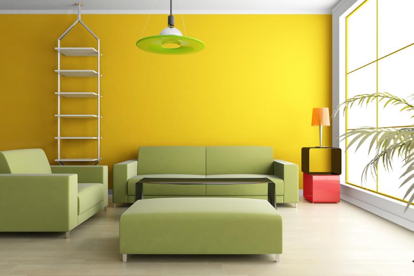Soggiorno pareti gialle ~ neburisky.net