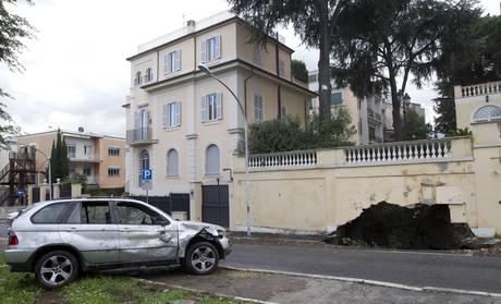 ROMA CAPITALE DELLE VORAGINI