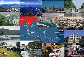 Dalla Svizzera a Venezia lungo i fiumi